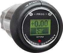 Relative pressure transmitter / membrane / with analog output / digital