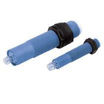 Ultrasonic level transmitter / for water / for solids / analog