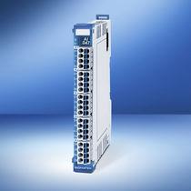 Analog input module / current / 4-I / DIN rail