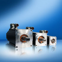 Brushless servomotor / synchronous / permanent magnet / two-phase