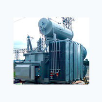 Distribution transformer / power / two-winding / floor-standing
