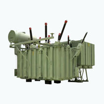Distribution auto-transformer / immersed / floor-standing / high-power