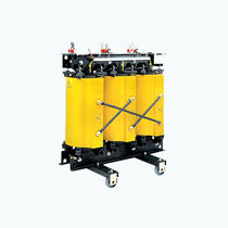 Distribution transformer / dry / cast resin / floor-standing