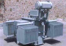 Distribution transformer / oil-filled / padmount / three-phase