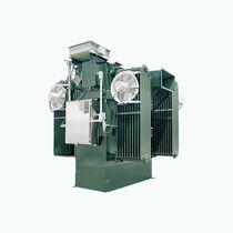 Distribution transformer / power / immersed / padmount