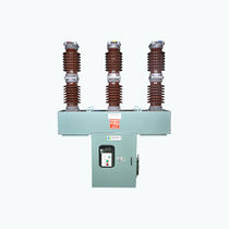 Vacuum circuit breaker / voltage / in-line / outdoor