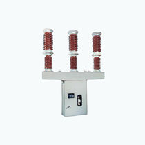 Gas-insulated circuit breaker / power / manual / outdoor