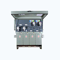 Secondary switchgear / medium-voltage / vacuum / power distribution