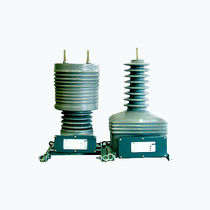 Instrument transformer / dry / floor-standing / medium-voltage