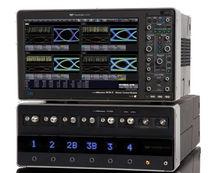 Digital oscilloscope / bench-top / multi-channel / high-bandwidth