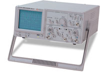 Analog oscilloscope / bench-top / 4-channel