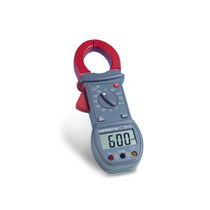 Portable clamp ammeter / AC / DC