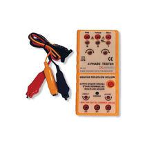 Phase sequence indicator / LED / portable