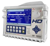 """TV signal analyzer / hand-held / 19"""" rack"""