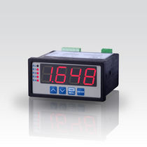 Process indicator / digital / panel-mount / with analog output
