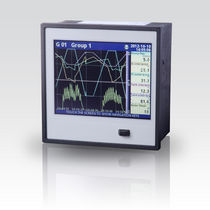 Universal data-logger / Ethernet / with LCD graphic display / multi-channel
