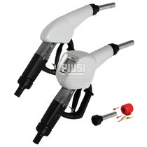 Manual dispensing nozzle / with electronic meter