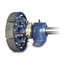 Centrifugal clutch / pneumatic