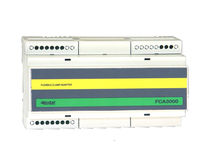 Rogowski current transducer / DIN rail / three-phase