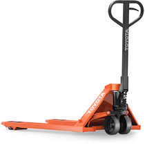 Hand pallet truck / handling / for warehouses / rugged