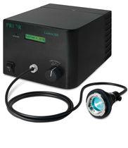 Metal-halide lamp illumination / UV / compact / for microscopes
