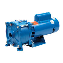 Water pump / with electric motor / centrifugal / compact