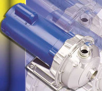 Water pump / with electric motor / centrifugal / with mechanical seals