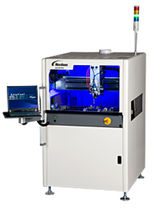 Automatic coating system / for the electronics industry