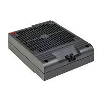Fan resistance heater / compact / fanless
