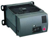 Fan resistance heater / in plastic