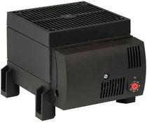 PTC resistance heater / fan / in plastic