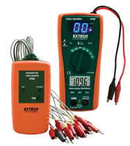 Voltage tester / low-voltage cable
