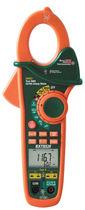 Digital clamp ammeter / portable / DC / AC