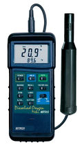 Dissolved oxygen meter / portable