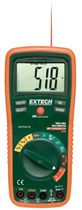 Digital multimeter / portable / with laser pointer / with IR thermometer