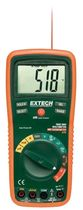 Digital multimeter / portable / with IR thermometer / with laser pointer