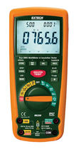 Digital multimeter / portable / true RMS / voltage