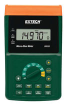 Digital microhmmeter / portable / 4-wire