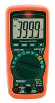 Digital multimeter / portable / autorange / voltage