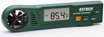 Vane anemometer / portable / multi-probe / hygrometer