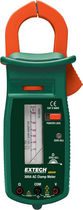 Analog clamp ammeter / portable / AC / voltage