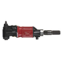 Pneumatic drill / powerful / right-angle