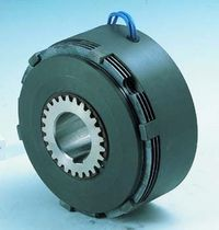 Multiple-disc brake / spring / electromagnetic / high-torque