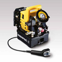 Electric pump / mobile / two-speed / for torque wrenches