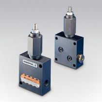 Cartridge check valve / hydraulic