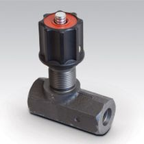 Flow control valve / needle / hydraulically-operated / metering