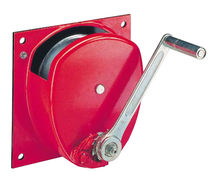 Manual winch / gear