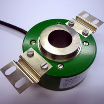 Incremental rotary encoder / optical / hollow-shaft / IP64