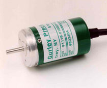 Incremental rotary encoder / optical / solid-shaft