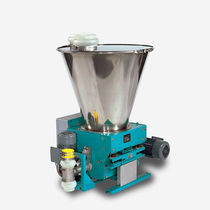 Granulates loss-in-weight feeder / powder / gravimetric / volumetric